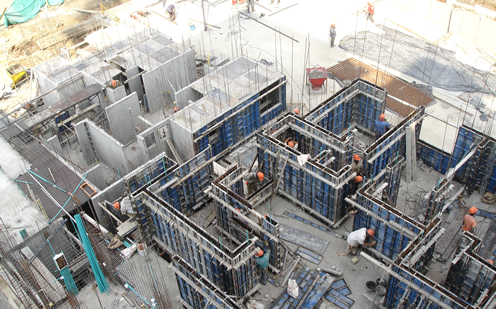 Sistema de construccion industrializado